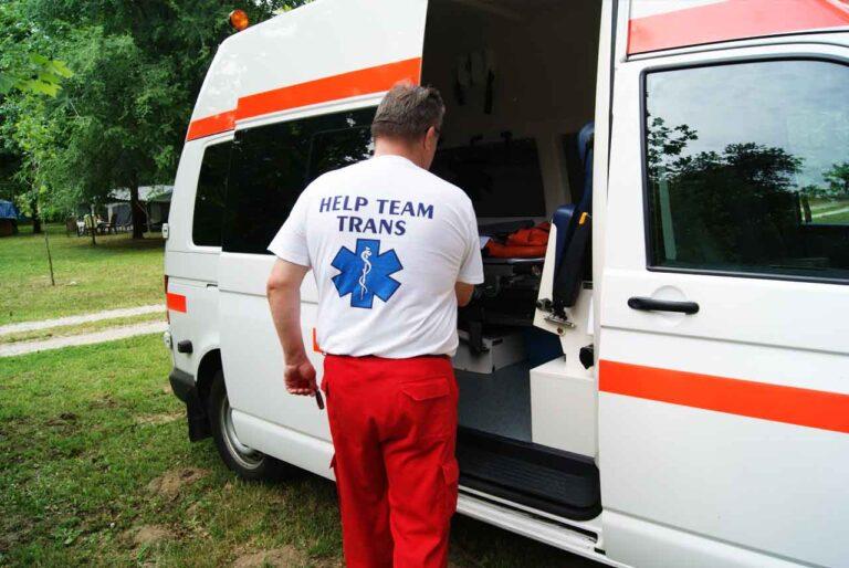 Sanitetski prevoz HELP TEAM TRANS